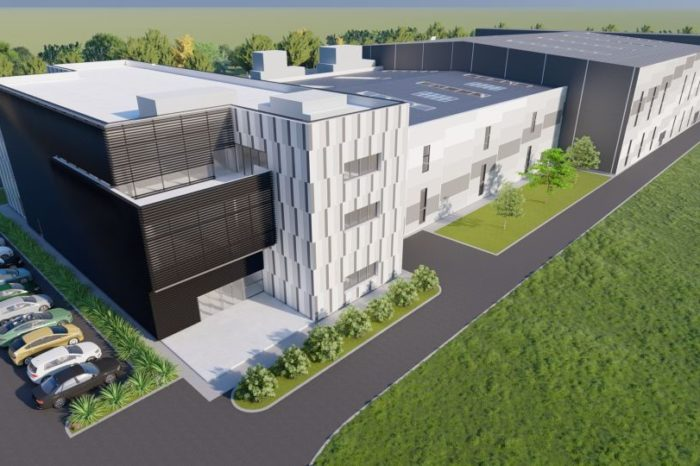Masterbuild starts construction of the new TGA Research Center in Green Aerospace Technologies in Craiova
