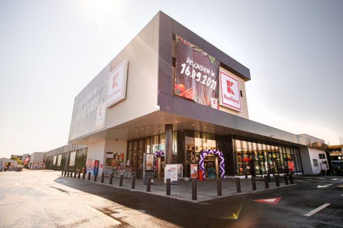 Kaufland opens its 4th store in Constanta, reaches 145 hypermarkets in Romania