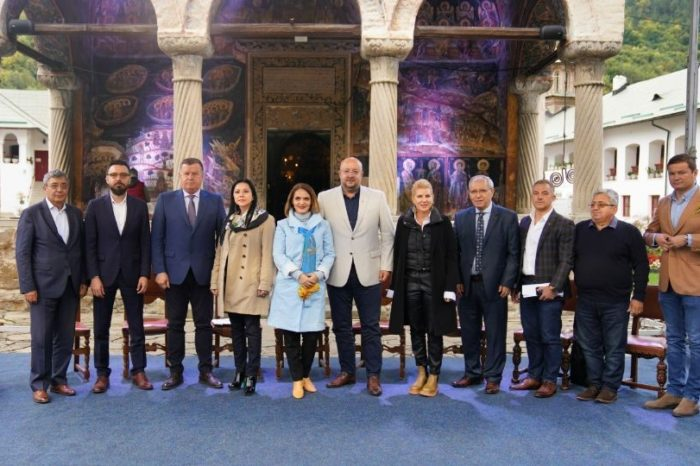 CONAF: Valcea can reach the top 3 Romanian tourist destinations