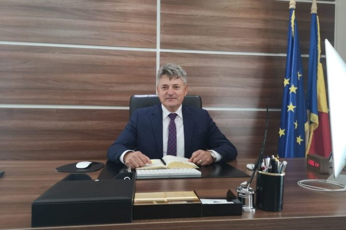 """Gheorghe Damian, Mayor of Ciugud: """"We cannot grow without digitization and green solutions"""""""