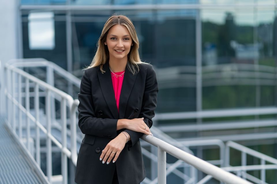 """Otilia Bordei, Avison Young: """"Employees want the flexibility of choosing where to work from in the future"""""""