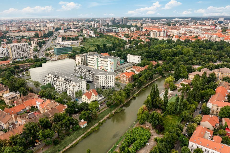 Speedwell launches apartment sales for PALTIM, its newest mixed-use project in Timisoara