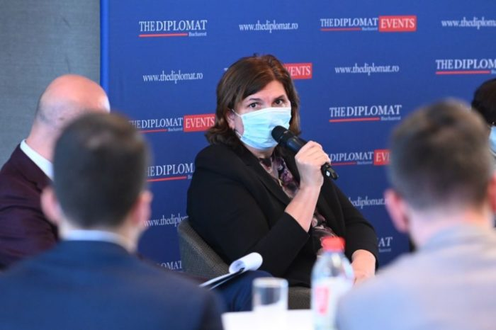 """Corina Popescu, Electrica: """"All national strategies can be successful only with a very large investment effort"""""""