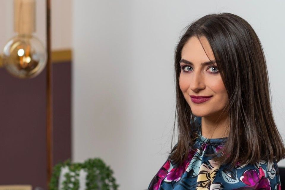 """Raluca Popa, Bucharest University of Economic Studies: """"More than 80 percent of my students say they want to have their own business in the future"""""""