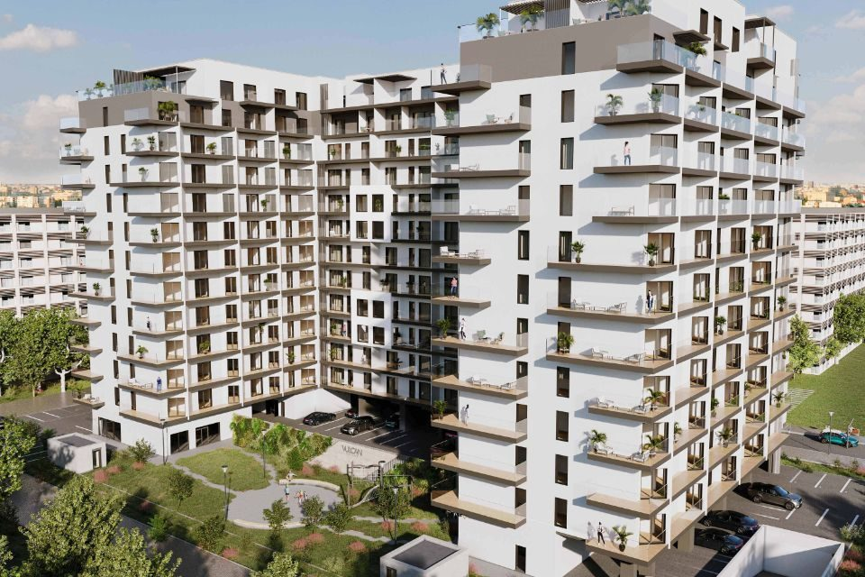 NEPI starts construction of its first residential project